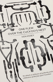 stereotypes one flew over cuckoo s nest ken kesey One flew over the cuckoo's nest is a 1975 american comedy-drama film directed by miloš forman, based on the 1962 novel one flew over the cuckoo's nest by ken kesey the film stars jack nicholson, and features a supporting cast of louise fletcher, william redfield, will sampson, and brad dourif.