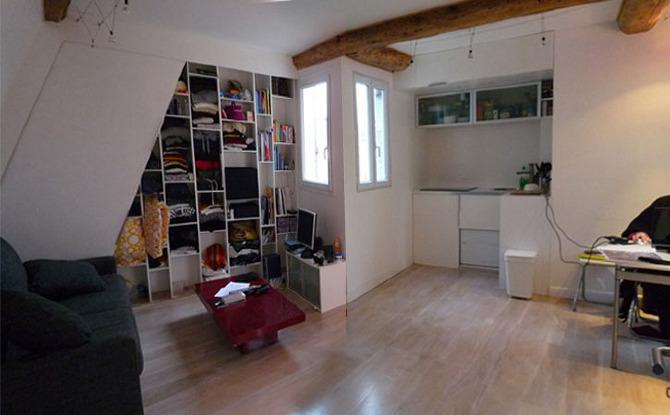 sous toit trinite nim architecture. Black Bedroom Furniture Sets. Home Design Ideas